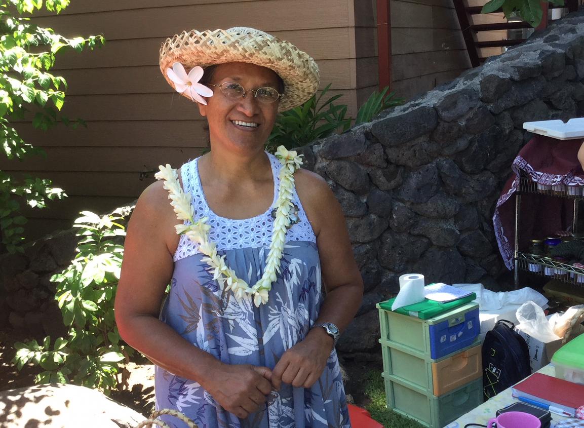 Naomi Parau-Cuneo: la permaculture, un style de vie